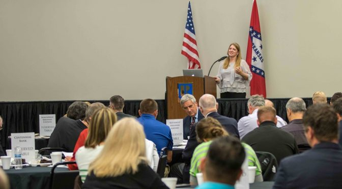 State of NWA Region Report, Quarterly Business Analysis Set for Sept. 30