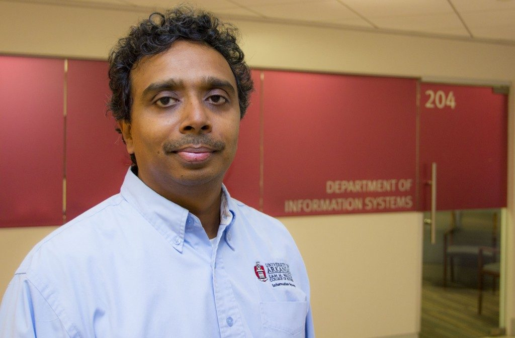 Venkatesh Honored as Fellow by Association of Information Systems