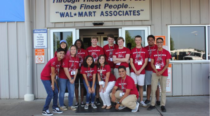 High School Students: Apply Now for Retail Supply Chain Summer Camp