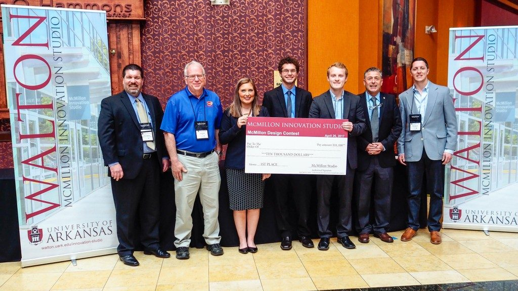 Students: Win $15,000 in McMillon Innovation Studio Contest