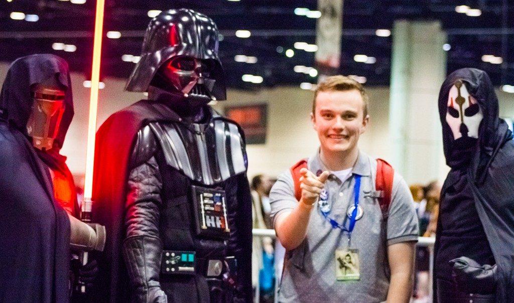Podcaster Joel Robinson Wins Spot at Star Wars Celebration