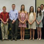 Information Systems Honor Society Inducts Members featured image