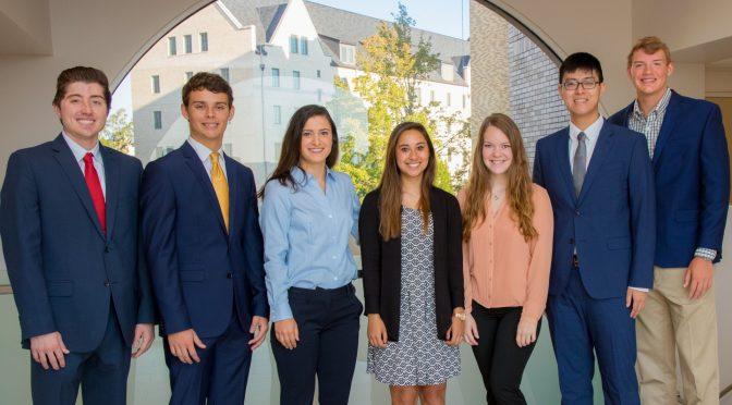 Leadership Walton Forms Student Executive Committee
