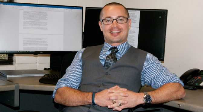 EPIC Spotlight: Adam Stoverink