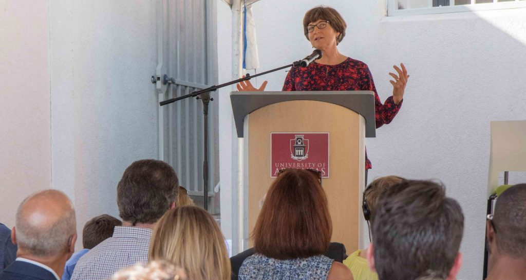 Fletchers Fund Additional Support for Entrepreneurs With Lecture Series Gift