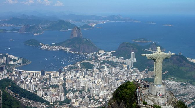 Study Abroad in Brazil in Summer 2018