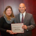 Smith Named Walton College Employee of the Quarter featured image