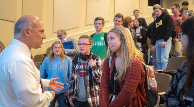 Forum: Entrepreneurs Will Wed History, Future of Entrepreneurship in Arkansas