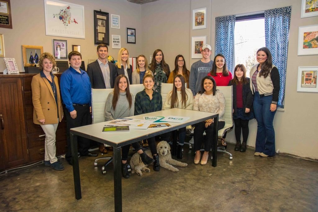 Students Helping Student-Centered Business Rebrand
