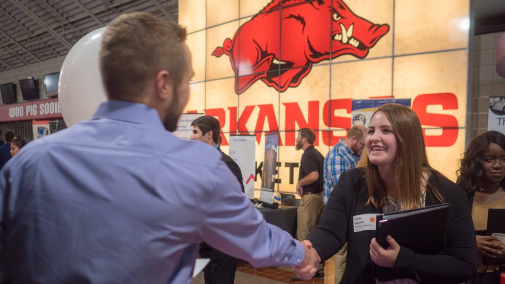 Spring Business Career Fair to Feature 120 Companies