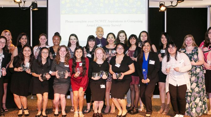 ITRI to Recognize 23 High School Women for Computing Achievements