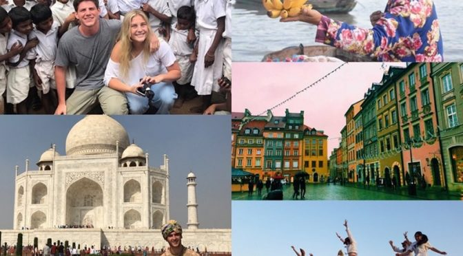 The first-place photos of the 2018 Study Abroad Instagram contest.