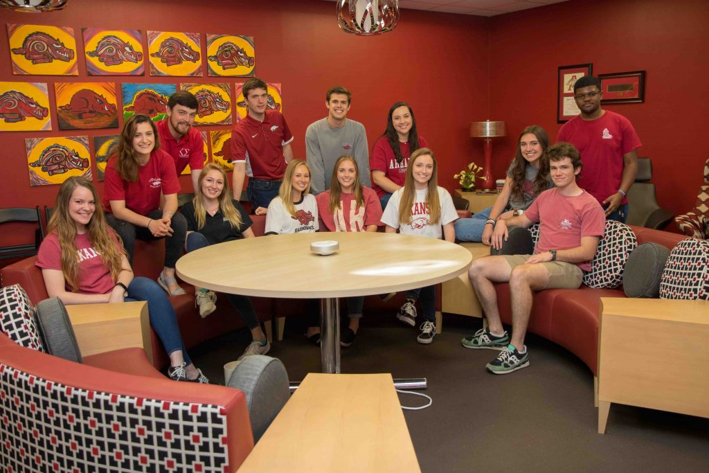 14 Students to Serve as 2018-19 Walton Ambassadors