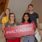 2018 Walton College freshman orientation featured image