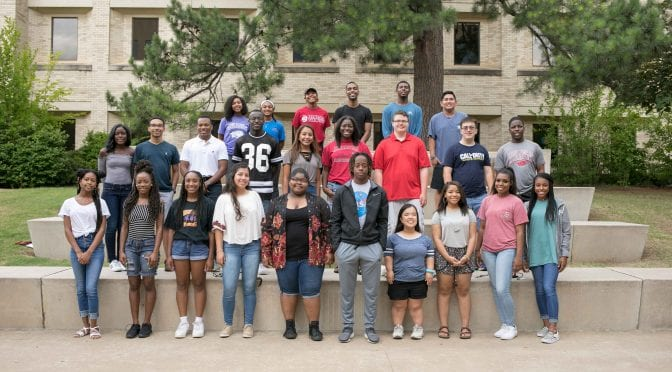 The Office of Diversity and Inclusion at the Sam M. Walton College of Business is hosting 19 high school students from Arkansas and Texas at the Accounting Career Awareness Program on the University of Arkansas campus July 15-20.