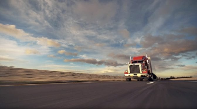 Psychological Stressors Affect Truck Driver's Experience and Contribute to Shortage in Industry