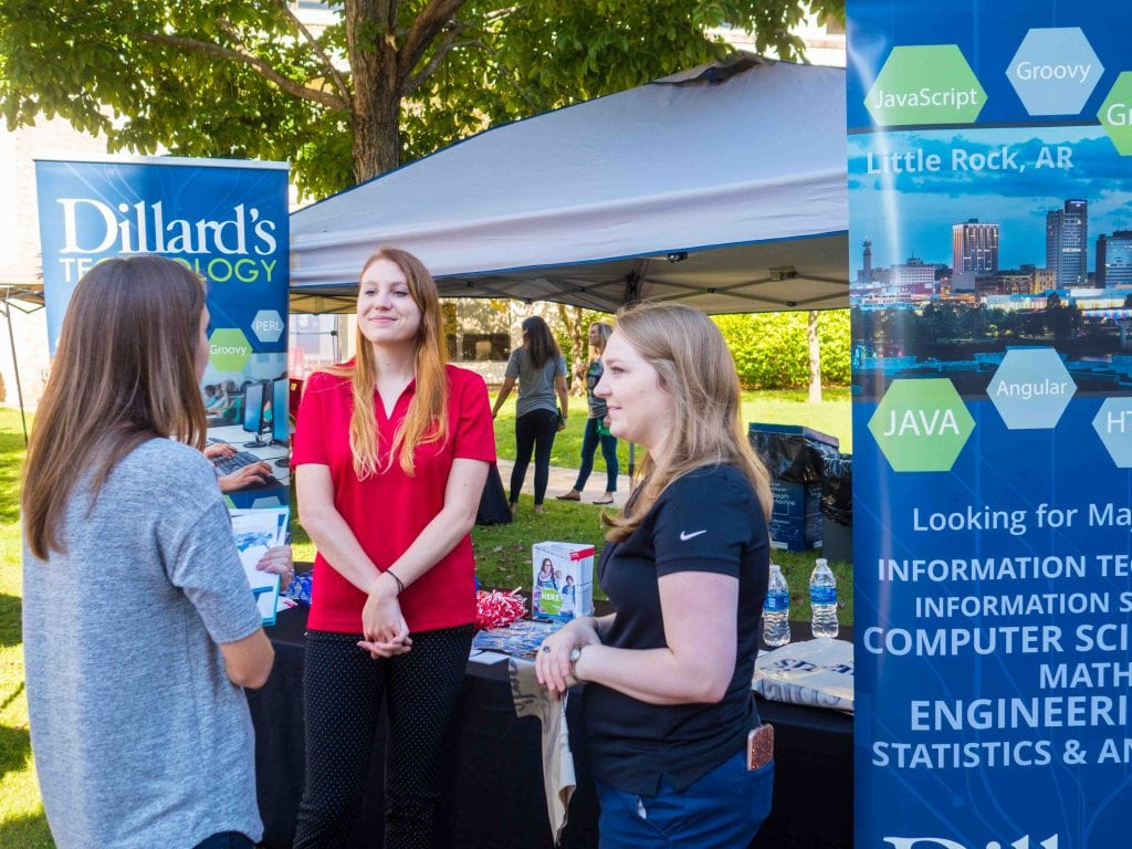 Walton Career Services Hosts Student Events Throughout the Fall