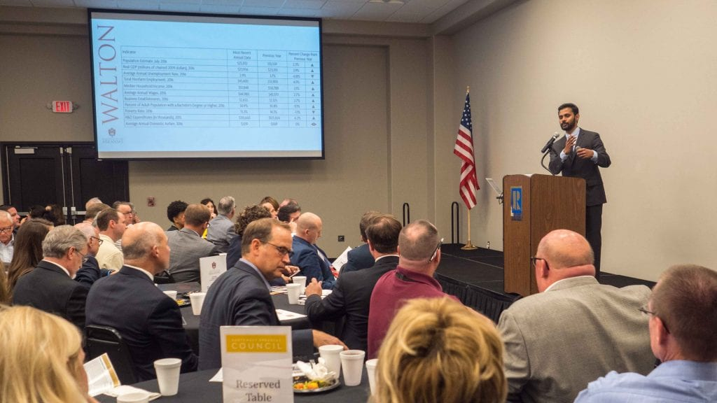 State of the Northwest Arkansas Region Report Set for Sept. 25