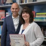 Miller Selected Walton College Employee of the Year featured image