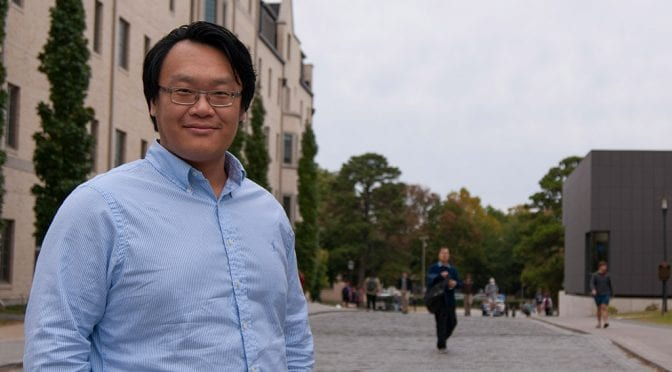 EPIC Spotlight: Jialie Chen
