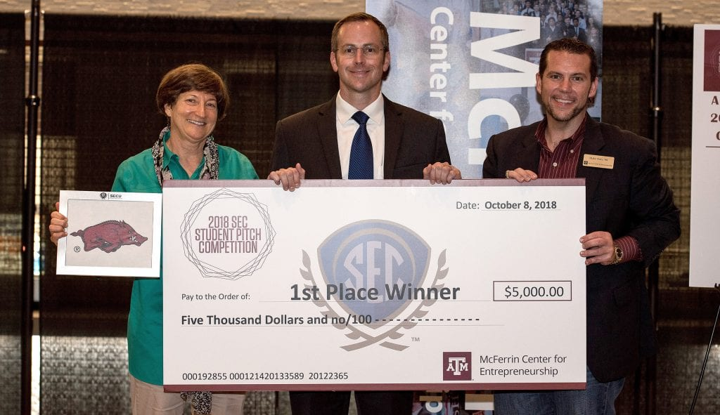 Lapovations Wins SEC Pitch Competition