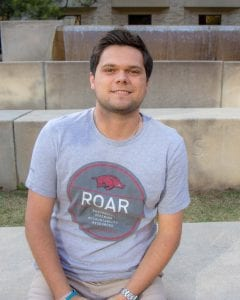 Ridge Stringer serves as co-president for ROAR.