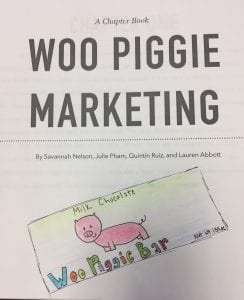 Woo Piggie Marketing Project by Savannah Nelson, Julie Pham, Quintin Ruiz and Lauren Abbott.