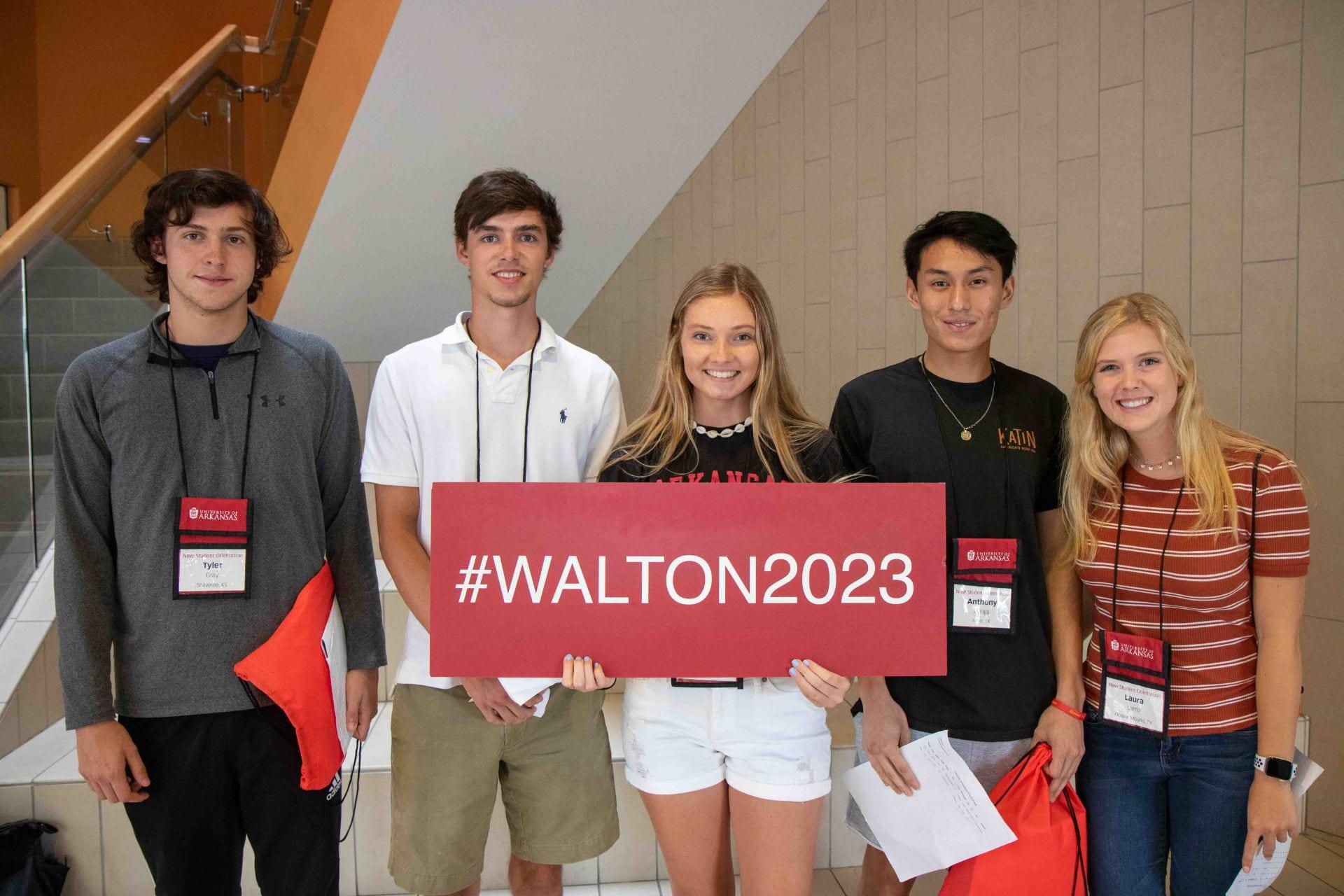Orientation students 2019