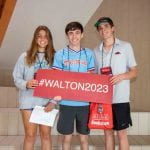 Walton College #walton2023 students