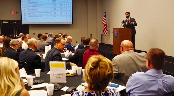 State of Northwest Arkansas Region, Business Analysis Set for Nov. 5