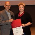 Parker Selected as Walton College Employee of the Year featured image