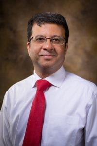 Raja Kali, professor and chair of the Department of Economics, Sam M. Walton College of Business, University of Arkansas.