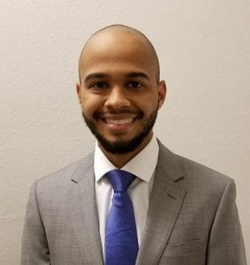 Nathaniel Burke, a Ph.D. candidate in the Department of Economics at Walton College.