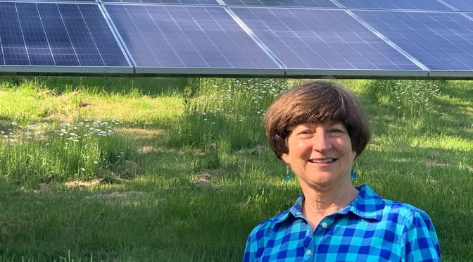 Reeves' former students unite for solar project