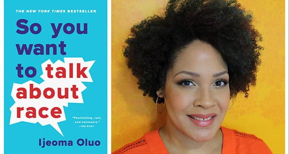 Deadline to Register for Talk by Author Ijeoma Oluo is Friday, Oct. 30