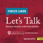 Walton College Business Integrity Leadership Initiative Announces New Fall Programs featured image