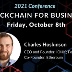 Charles Hoskinson to Serve as Keynote for Blockchain Conference featured image