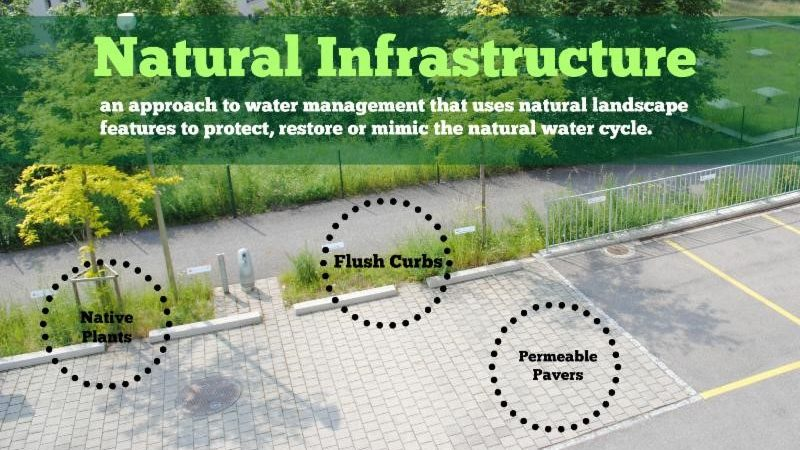 Beaver Watershed Alliance Receives $500,000 Grant for Green Infrastructure in the Beaver Lake Watershed