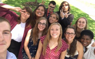 Undergraduates Gain Research Experience with University of Arkansas Faculty