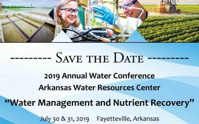 2019 AWRC Water Conference Set for July 30-31