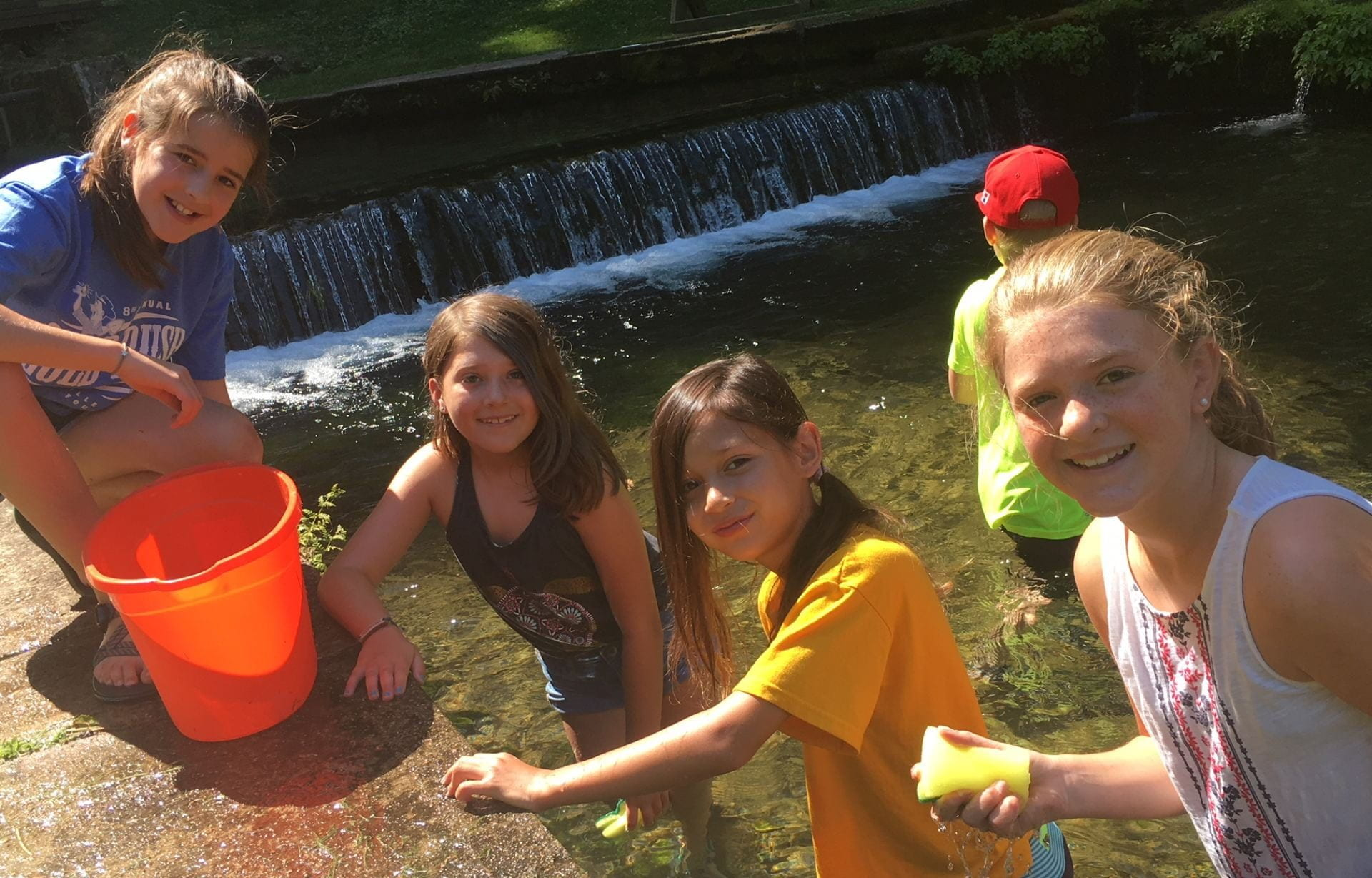 2019 Summer Camp with the Illinois River Watershed Partnership