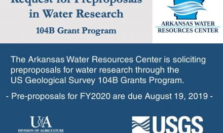 Request for Preproposals in Water Research (104B)