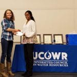 Call for Nominations for the 2020 Universities Council on Water Resources Awards