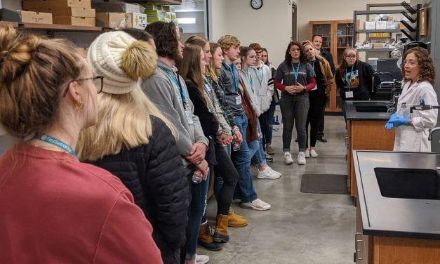 AWRC Hosts Teen Leadership Students of Washington County, Arkansas