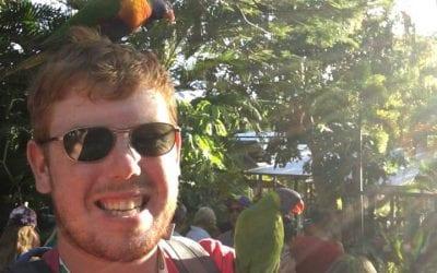 Trekking Australia – Justin Hamm