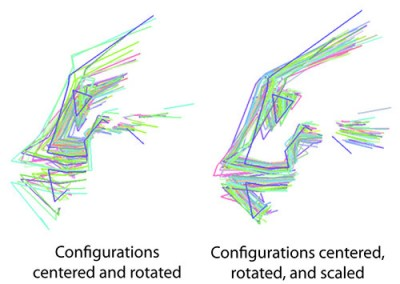 Generalized Procrustes Analysis