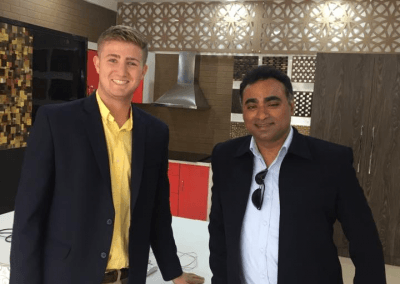 Grayson Greer met with Gopinath L. (preferred name), the CEO of United Traders, a company in Bangalore, India, that brokers trade deals between Indian companies and the West.