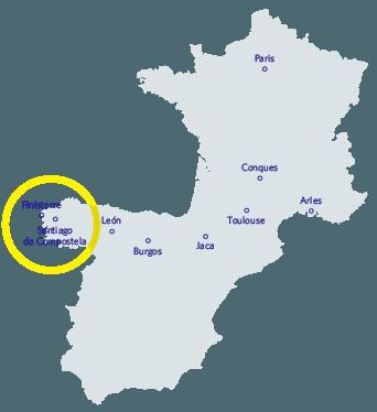 Buen-Camino-Map