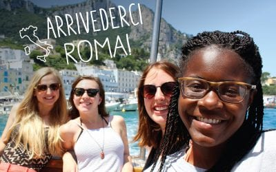 Last Word: Arrivederci Roma!