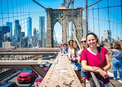 Lee Bodenhamer provides an all-expenses paid summer trip for incoming freshmen fellows